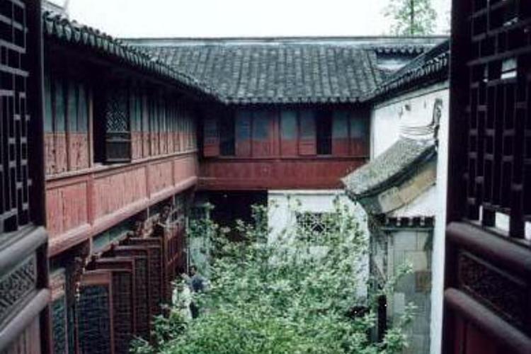 柳亚子纪念馆旅游