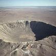 白沙陨石坑