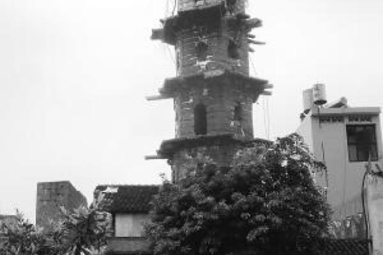 白象石塔旅游
