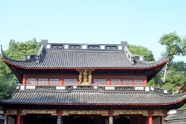 岳王庙旅游