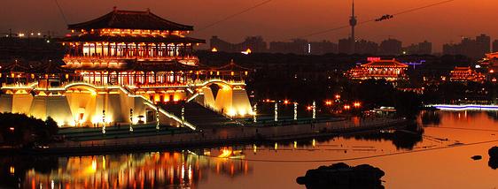 陕西周边游