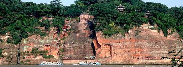 摩崖石刻造像