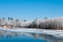 哈尔滨+雪乡+长白山+吉林市7天徒步穿越+镜泊冰瀑+寒地露天温泉+滑雪篝火