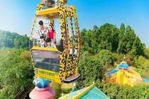 亲子家庭双园游!广州长隆旅游度假区长隆酒店2晚3早+马戏动物园欢乐世界3选2