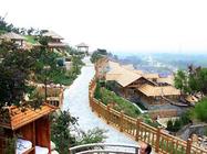 温泉之旅自选泰安泰山温泉城国际会议中心,泰山温泉城,体验时光穿梭的错觉~