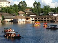 亲自然住深圳观澜山水田园酒店,游观澜文化园景区,与大自然深情拥抱,体验客家文化