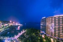 双人价!游中心湖+宿千岛湖绿城度假酒店湖景房(双早)3天2晚自驾游纯玩