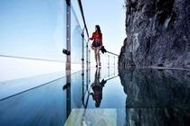 去哪儿自由行|大峡谷玻璃桥+天门山玻璃栈道+凤凰古城3日游