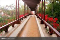 三亚3日自由行嘉宾国际酒店中式园林风情赠接机+海鲜自助晚餐+早餐