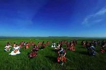 独立成团 中俄边防风景线,住蒙古包 大美呼伦贝尔草原,室韦,阿尔山神泉6日游