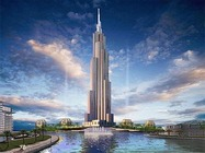 迪拜旅游自由行 迪拜塔124层登塔电子票+度假水族馆门票
