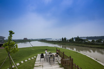 上海周边的天然氧吧!上海浦江源温泉森林度假村+双温双早
