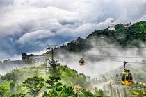岘港巴拿山一日游(中文导游+法式浪漫城堡+含小火车)