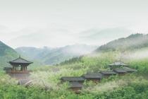 图影湿地+仙山湖+大唐贡茶院成人票2张+长兴国际大酒店商务大床/商务标间