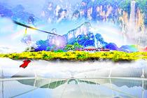 中旅专营|豪华三钻|张家界+天门山+玻璃桥凤凰4日|全景纯玩,接送站,品美食