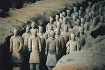 西安周边游 西安出发 兵马俑 华清池 华山 明城墙 大雁塔三日跟团游