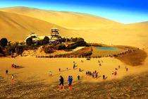 丝路经典环线+河西走廊历史文化之旅9日游-青海湖、敦煌、嘉峪关、张掖、兰州