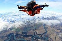瓦纳卡高空跳伞 15000英尺
