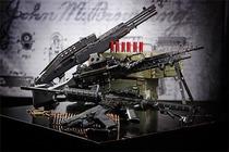 美国拉斯维加斯真枪实弹射击体验