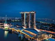 新加坡滨海湾金沙大酒店,1晚起订,可预订相关城市出发的机票和酒店套餐