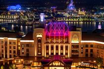 2日无限次!上海迪士尼乐园2大1小2日票+上海迪士尼乐园酒店豪华花园房2晚