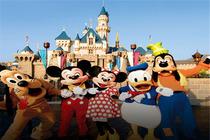 全家出行迪士尼乐园旺迪.上居酒店1晚+迪士尼门票2大1小酒店免费往返迪士尼