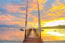 印尼格里特岛4天3夜自由行 潜水胜地(豪华度假村+蜜月胜地亲子旅游海岛度假)