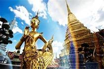 自由时光泰国清迈清莱一日游热温泉/黑白庙/金三角/游船+接送(套餐可选)