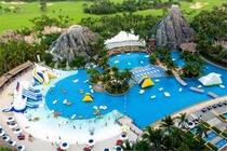 ¥1,498|慢游观澜湖 !海口观澜湖酒店3天2晚游 豪华房+火山岩天然温泉