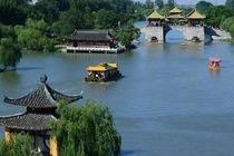扬州瘦西湖、大明寺、何园、汉陵苑、东关街巴士1日当地游纯玩