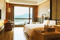 三亚哈曼酒店3天2晚自由行套餐 港湾房房含接送机蜈支洲一日游千古情代金券