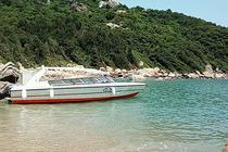 南澳岛自驾/自助深度一日游游艇出海+海钓+无人海湾野炊、浮潜+笼抓螃蟹