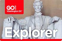 华盛顿探索者通行卡    DC CITY EXPLORER PASS