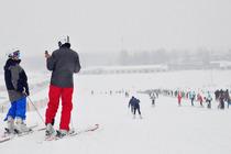 魔法滑雪学院+美国PSIA AASI滑雪课程(北京大兴雪都雪场)