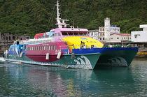台东(富岗码头)-绿岛往返船票