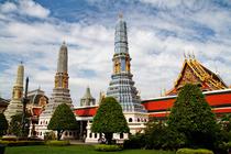 泰自由:泰国曼谷+芭堤雅自由行6天5晚/往返机票+优质酒店+流量卡/