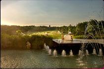 南京海底世界2日游宿索菲特钟山高尔夫酒店高级房1晚+双早+门票2张