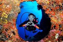 斯米兰群岛 PADI开放水域潜水员OW课程 含轮船船宿(PADI官方认证)
