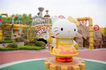 安吉Hellokitty乐园安吉银润锦江城堡主题酒店+双人/家庭凯蒂猫+双早