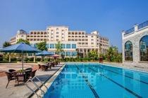许昌花溪温泉度假区(住中州国际大酒店豪华房 含2人自助早餐、花溪温泉门票)