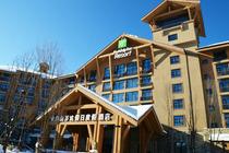 长白山激情滑雪季1晚长白山万达假日度假酒店高级房+早餐+滑雪和娱雪+乐园