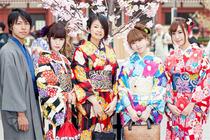 日本 京都 和服体验馆(京都清水寺店)