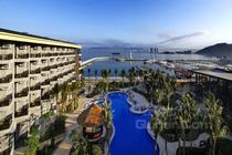 三亚帆船港酒店3天2晚高级海景房+帆船出海+下午茶+海鲜自助餐+自助早餐