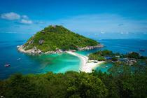 蜜月苏梅岛:酒店+车船接驳、海量房型多种选择,热闹/安静/海边/市区!