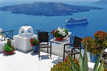 希腊雅典+米克诺斯镇+圣托里尼8天7晚自由行国际五星酒店/接送机(不含机票)
