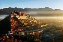 穿越藏地A-青海湖-茶卡-张掖丹霞-门源-西藏拉萨-布达拉宫-纳木措9日游
