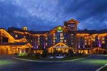 亲子游|双飞长白山万达假日度假酒店4日丨3晚连住不挪窝|管家服务|赠滑雪温泉