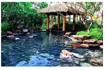 休闲好去处 一步一景,一园一池 厦门坤城汤岸温泉度假村1晚+露天温泉票+双早