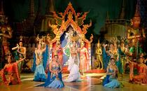 曼谷曼波人妖表演(VIP座位+曼谷市区内往返接送 2人起订)