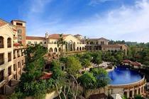 <5.31特色晚餐•下午茶•狮子星乐园•摩天轮多套餐>美林湖温泉大酒店